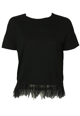 Tricou Reserved Dasia Black
