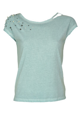 Tricou House Juliette Light Blue