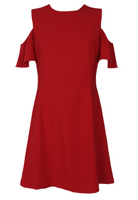 Rochie Reserved Elle Red