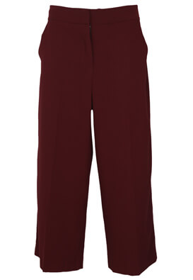 Pantaloni Reserved Hailey Dark Purple