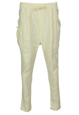 Pantaloni ZARA Louis Light Beige