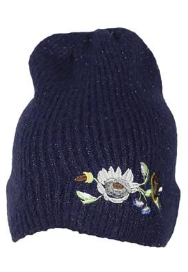Caciula ZARA Floral Dark Blue