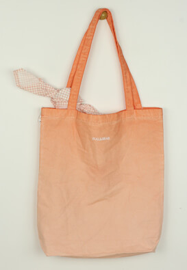 Sacosa Pull and Bear Petra Orange