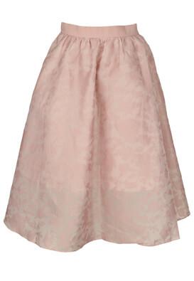 Fusta Vero Moda Elisa Light Pink