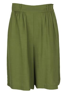 Pantaloni scurti Vero Moda Georgia Dark Green