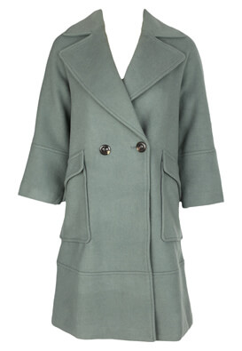 Palton Vero Moda Gloria Light Green