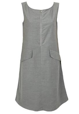 Sarafan Vero Moda Georgia Grey