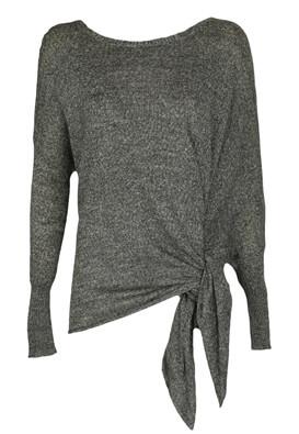 Bluza Vero Moda Roxanne Dark Grey