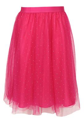 Fusta Orsay Donna Dark Pink