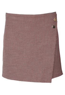 Pantaloni scurti Orsay Alma Colors