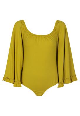 Body Glamorous Lara Dark Yellow