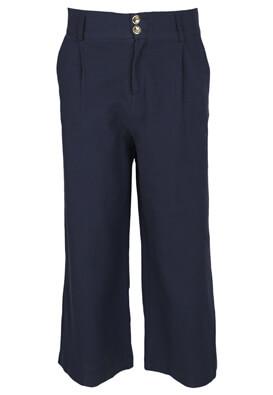 Pantaloni ZARA Lois Dark Blue