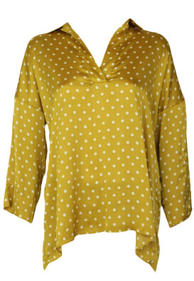 Bluza ZARA Georgia Dark Yellow