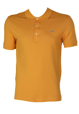 Tricou Polo Lacoste Chad Orange