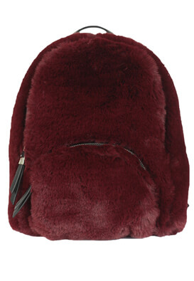 Ghiozdan Pull and Bear Kitty Dark Red