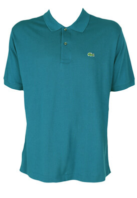Tricou Polo Lacoste Oliver Turquoise