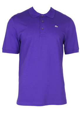 Tricou Polo Lacoste Oliver Purple