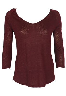 Bluza ZARA Elisa Dark Purple