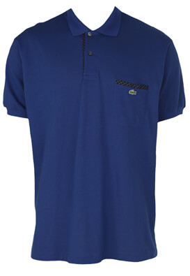 Tricou Polo Lacoste Elliot Dark Blue