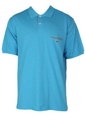 Tricou Polo Lacoste Ted Turquoise