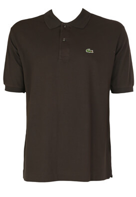 Tricou Polo Lacoste Rene Dark Brown