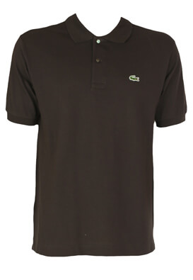 Tricou Polo Lacoste Pietro Dark Brown