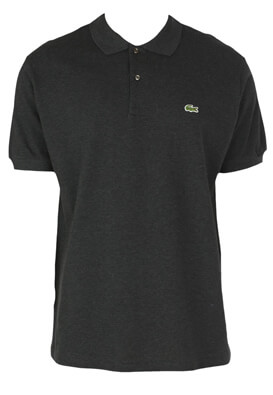 Tricou Polo Lacoste Will Dark Grey
