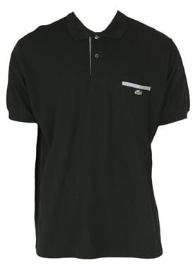 Tricou Polo Lacoste Stefan Black