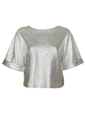 Tricou ZARA Dasia Silver