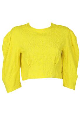 Bluza ZARA Britney Yellow