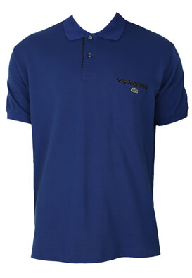 Tricou Lacoste Cyril Dark Blue