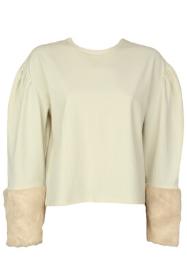Bluza ZARA Jill Light Beige