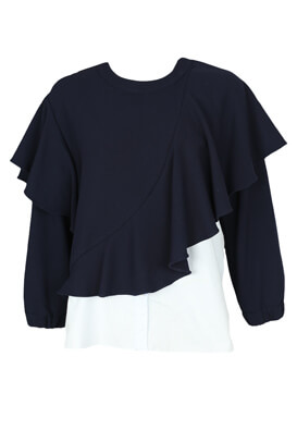 Bluza ZARA Jane Dark Blue
