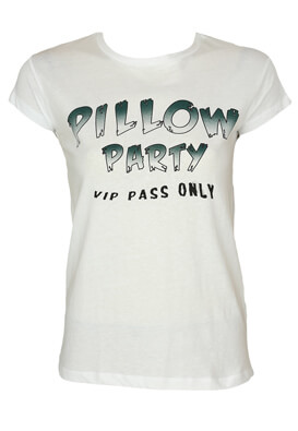 Tricou Pull and Bear Emma White