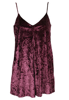 Salopeta Pull and Bear Gina Dark Purple