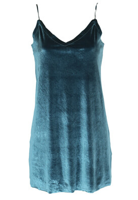 Rochie Pull and Bear Yvonne Turquoise