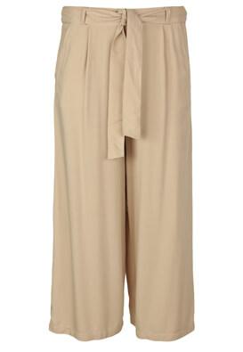Pantaloni Pull and Bear Petra Light Pink