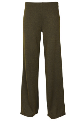 Pantaloni Pull and Bear Gabriella Dark Brown
