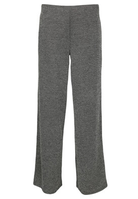 Pantaloni Pull and Bear Gina Dark Grey