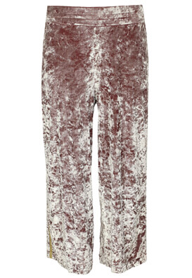 Pantaloni Pull and Bear Loreen Light Pink