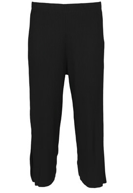 Pantaloni Pull and Bear Fiona Black