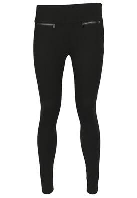 Pantaloni ZARA Kara Black