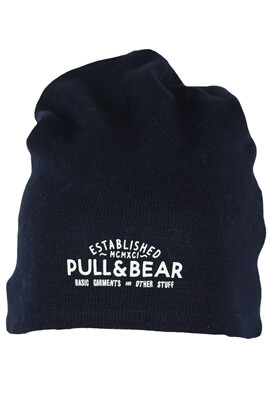 Caciula Pull and Bear Ofelia Dark Blue
