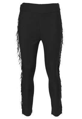 Pantaloni ZARA Christine Black