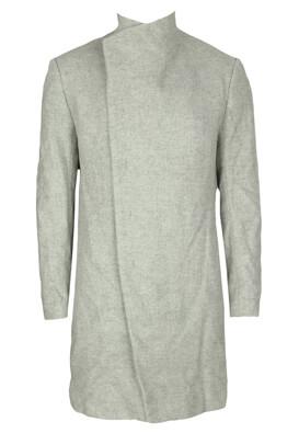 Palton ZARA Justin Light Grey