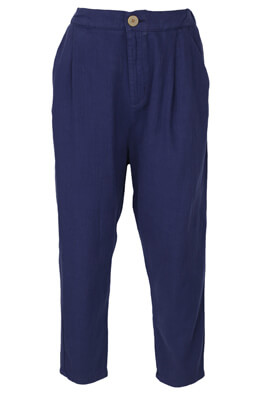 Pantaloni ZARA Shirley Dark Blue