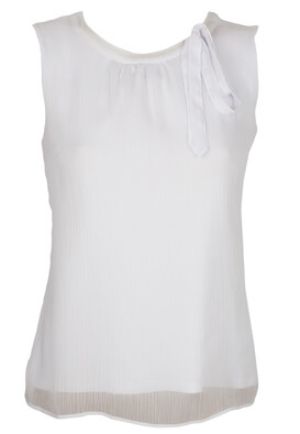 Tricou Orsay Ivy White