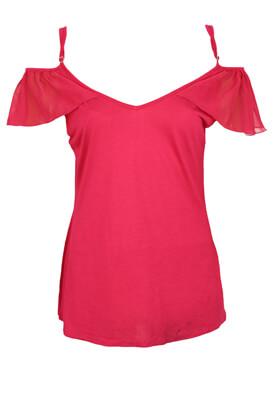 Tricou Orsay Georgia Dark Pink