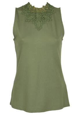 Tricou Orsay Britney Dark Green