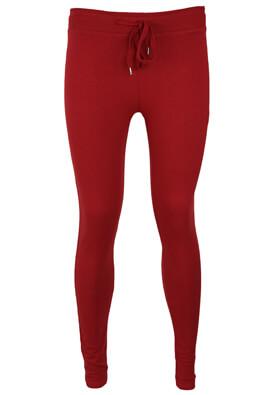 Pantaloni sport Lefties Sabrina Red